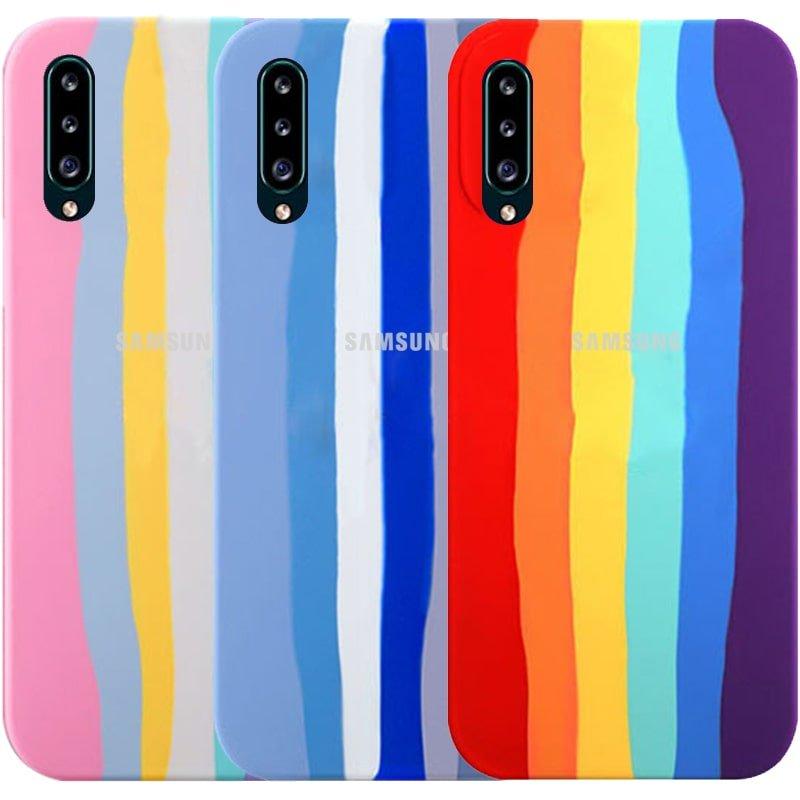 قاب گوشی Samsung Galaxy A30S سیلیکونی صددرصد اورجینال (ضد لک) مدل پایین بسته ساخت ویتنام