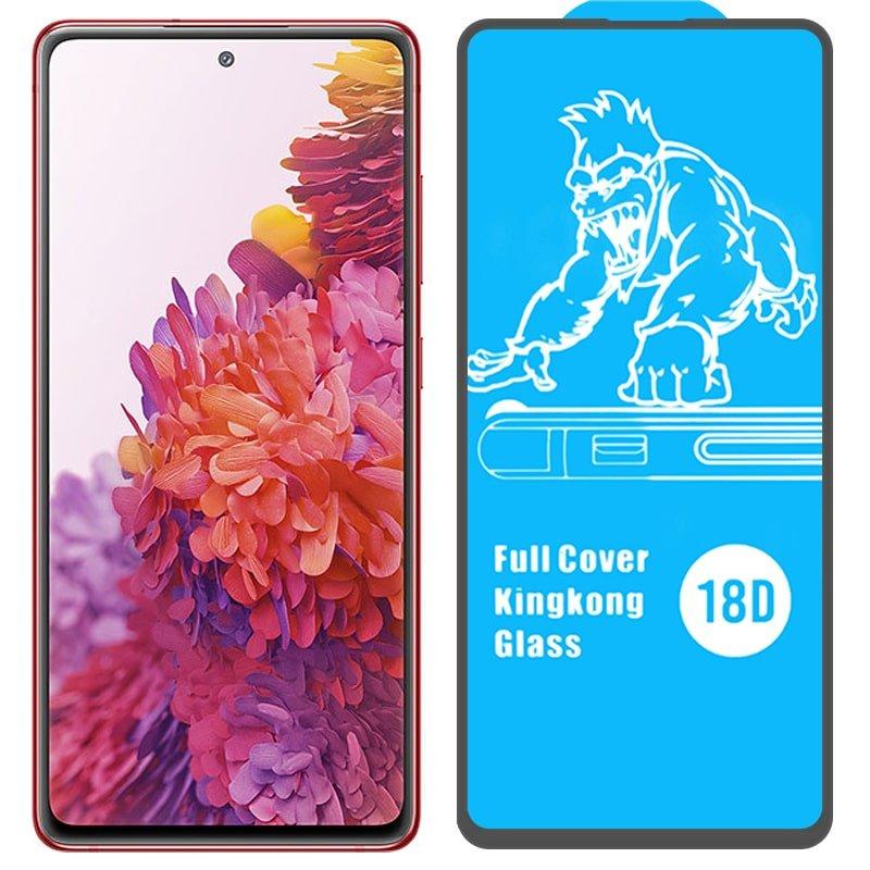 گلس ایربگ دار محافظ صفحه نمایش مناسب برای گوشی Samsung Galaxy S20 FE مدل King Kong از برند آرمور گلس