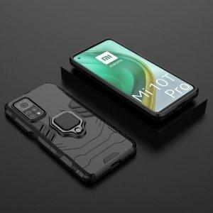 قاب اورجینال گوشی Xiaomi MI 10T 5G مدل آرمور به همراه هولدر مگنتی طرح بتمن.jpg