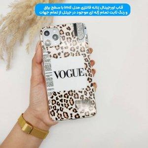 گارد فانتزی مناسب برای گوشی Samsung Galaxy A02S مدل imd طرحدار دخترانه همراه با پاپ سوکت