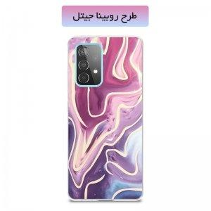 کاور شاین مناسب برای گوشی Samsung Galaxy A72 مدل imd گلدلاین طرح کهکشانی.jpg