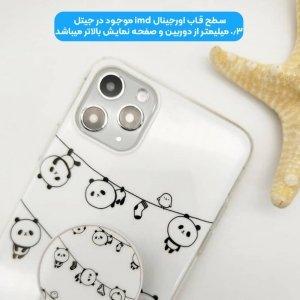 گارد فانتزی مناسب برای گوشی Xiaomi Redmi Note 9Sمدل imd طرحدار دخترانه همراه با پاپ سوکت.jpg