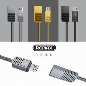 کابل شارژر و دیتا میکرو یو اس بی اندرویدی برند ریمکس مدل Remax RC-088