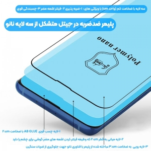 برچسب PMMA محافظ صفحه نمایش اورجینال مناسب برای گوشی Samsung Galaxy S21 مدل پلیمر نانو از برند کینگ کونگ Anti Broken Polymer Nano King Kong.jpg