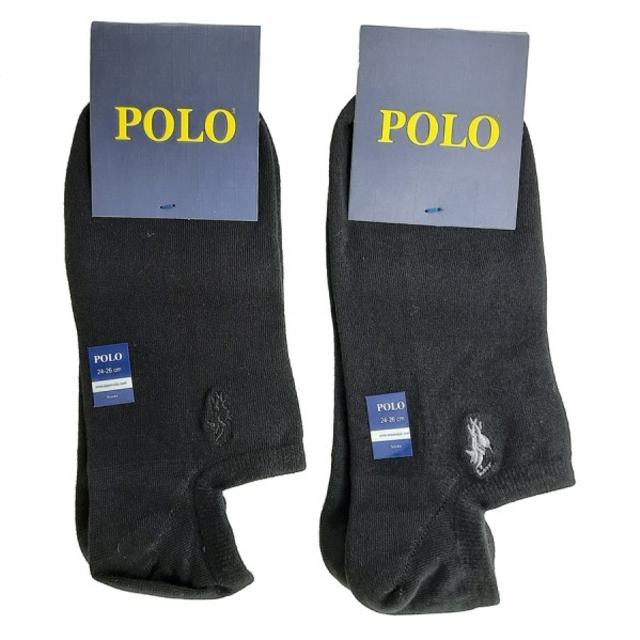 جوراب زیرقوزک مردانه polo