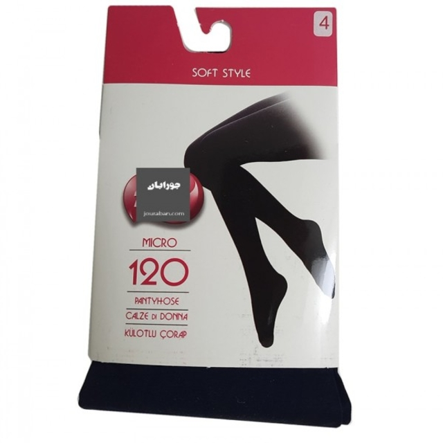 جوراب شلواری زنانه پریزن تراکم 120