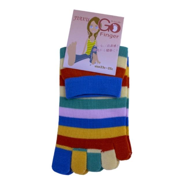 جوراب انگشتی فانتزی