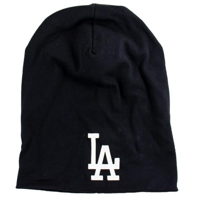 کلاه تریکو طرح LA