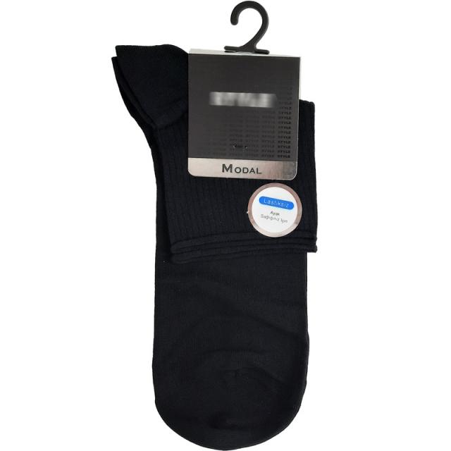 جوراب مردانه نیم ساق دیابتیک یا حساس