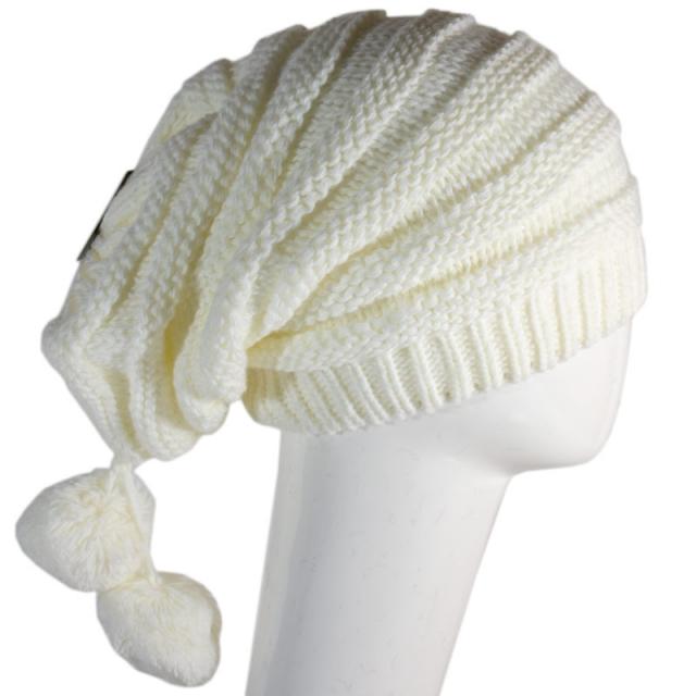 کلاه زنانه ترک سفید نباتی