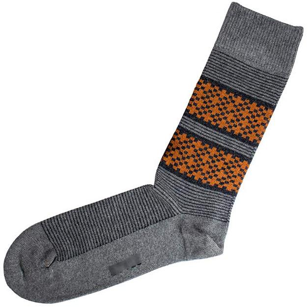 جوراب مردانه کتان زخیم ترک