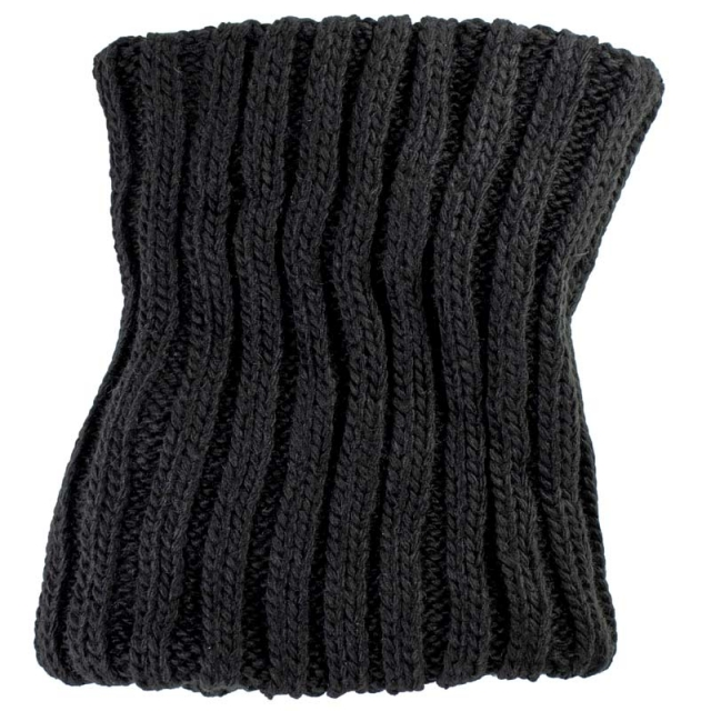شال گردن مدل یقه اسکی مشکی
