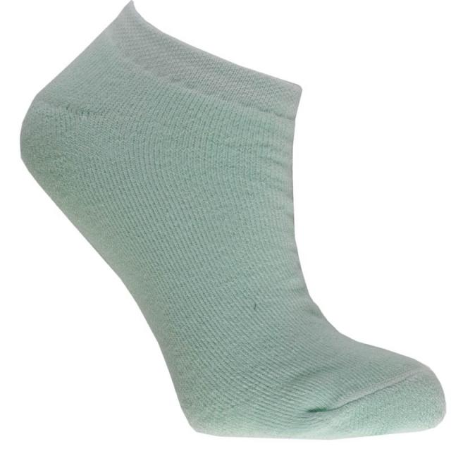 جوراب مچی حوله ای سبز آدامسی