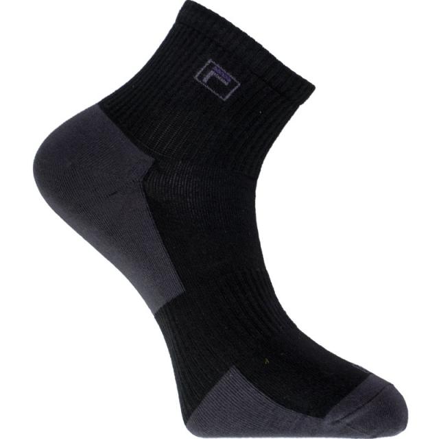جوراب مردانه نیم ساق طرح فیلا 1124