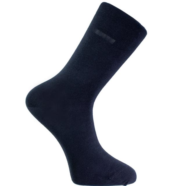 جوراب مردانه نخی ترک سرمه ای