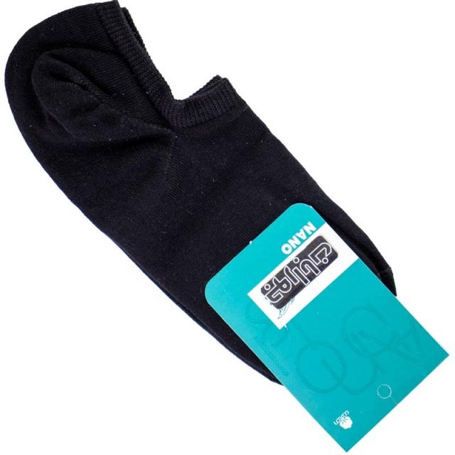 جوراب زیر قوزک مشکی مردانه
