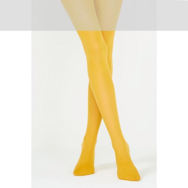 جورابشلواری میکرو50 رنگ زرد