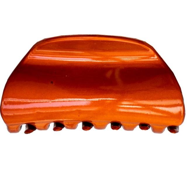 کلیپس مو رنگ نارنجی