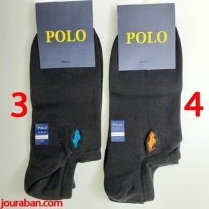 جوراب زیرقوزک polo
