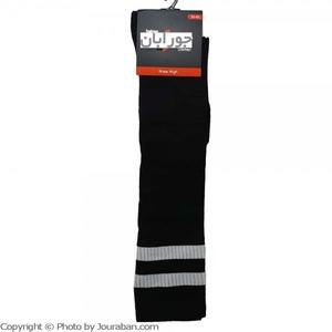 جوراب زنانه زیر زانو اسپرت سه خط