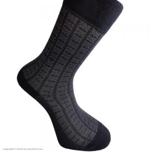 جوراب مردانه تابستانی نخ پنبه