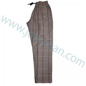 شلوار راحتی مردانه مدل نساجی چهارخانه XL