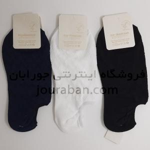 جوراب زنانه زیرقوزک طرحدار
