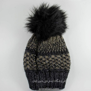 کلاه پوم دار اسپرت