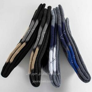 جوراب مردانه حوله ای