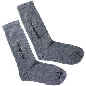 جوراب مردانه ساقدار طوسی