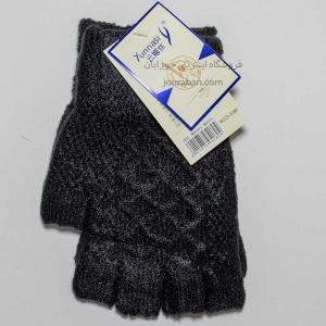 دستکش کاموایی بدون انگشت