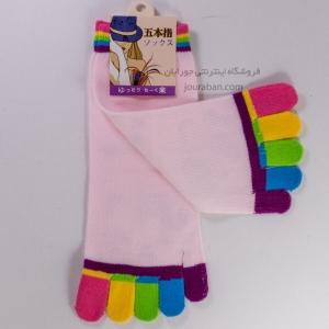 جوراب انگشتی طرح کیتی کد11901