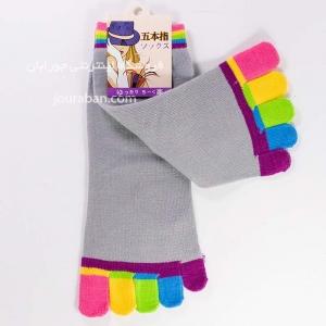 جوراب انگشتی طرح کیتی کد11903
