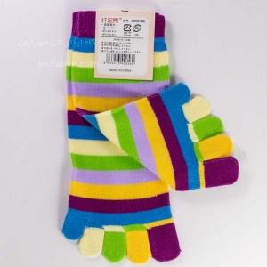 جوراب انگشتی طرح رینگی کد21901