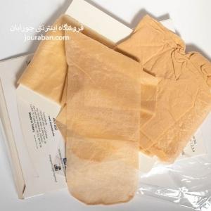 جوراب شلواری شیشه ای نازک پنجه شفاف دی مد