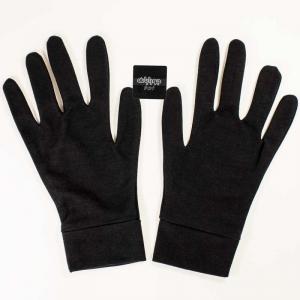 دستکش نخی مشکی کد 21020