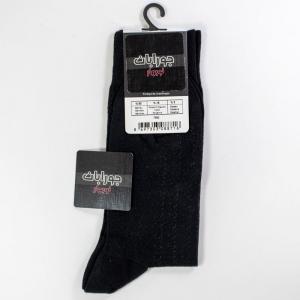 جوراب مردانه بامبو ترک رنگ مشکی