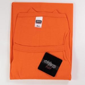 زیرپوش مردانه اوزتاش مدل خشتی نارنجی