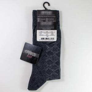 جوراب نخی طرحدار رنگ نوکمدادی