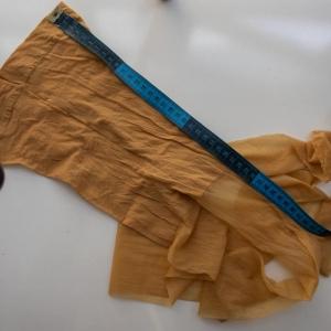 جوراب شلواری شیشه ای رنگ بدن تیره کد57
