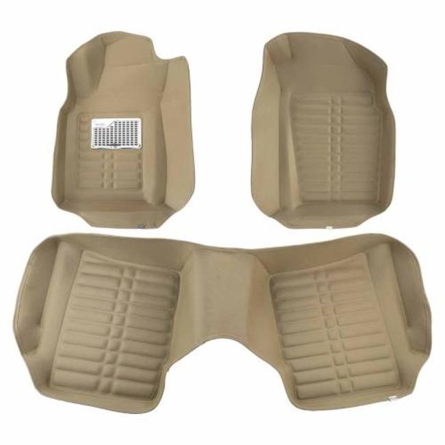 کفپوش سه بعدی خودرو پانیذ مدل 061 مناسب برای رنو مگان
