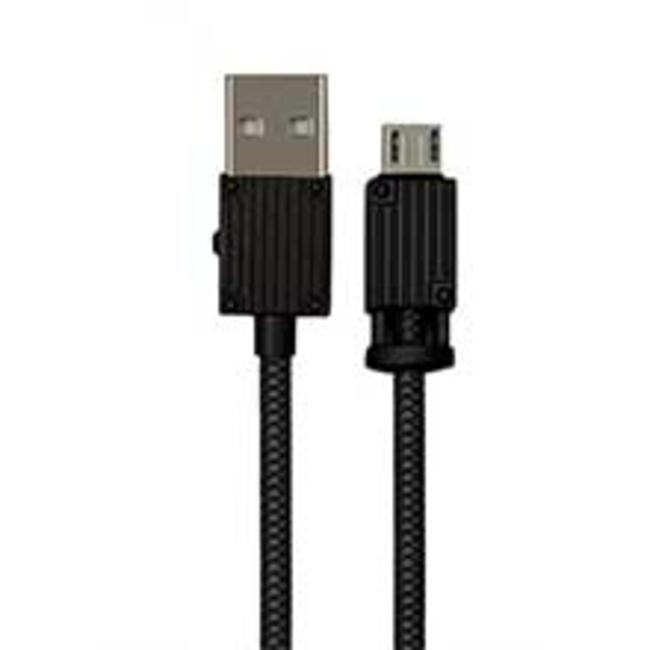 کابل تبدیل USB به microusb کلومن مدل kd-20 طول 1 متر