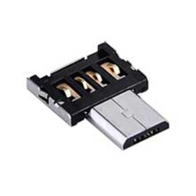 مبدل OTG microUSB تسکو مدل TCR 955