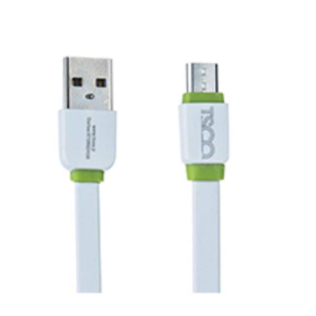 کابل تبدیل USB به microUSB تسکو مدل TC52 طول 1 متر