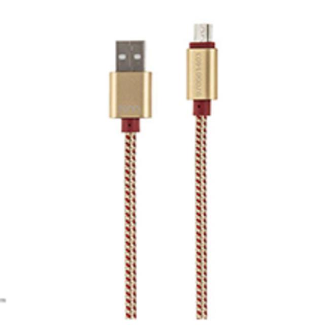 کابل تبدیل USB به microUSB تسکو مدل TC 61 طول 2 متر
