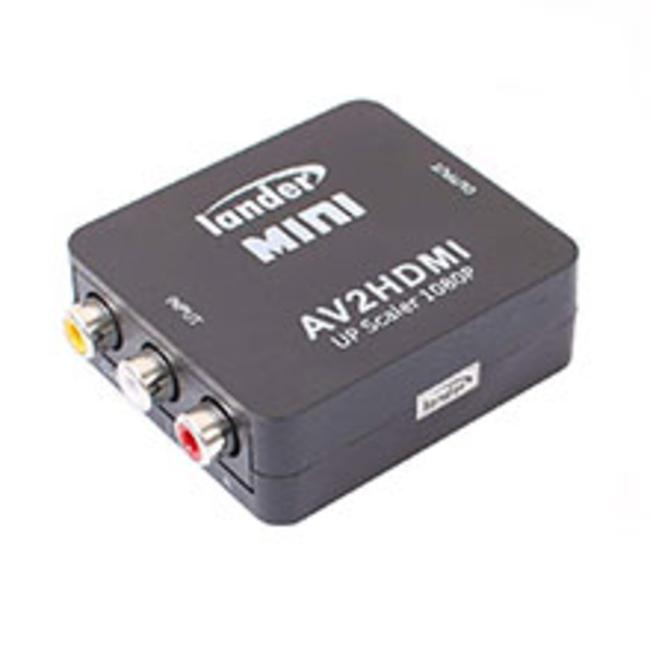 مبدل AV به HDMI لندر مدل A101