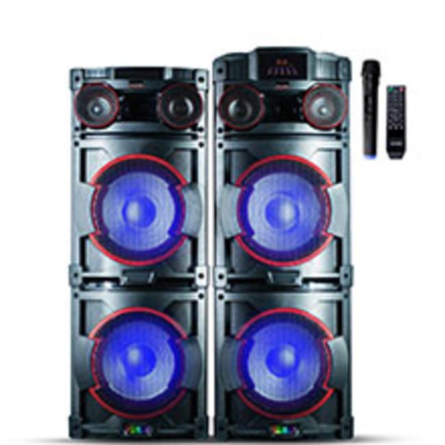 پخش کننده خانگی میکرولب مدل DJ-1202