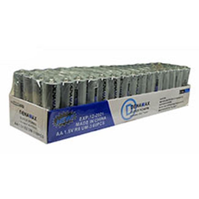 باتری قلمی دنا مکس مدل Super Power بسته 60 عددی