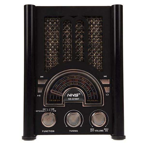 رادیو ان ان اس مدل NS-Q18BT