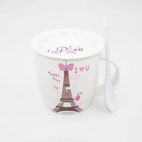 ماگ مدل I Love Paris 2